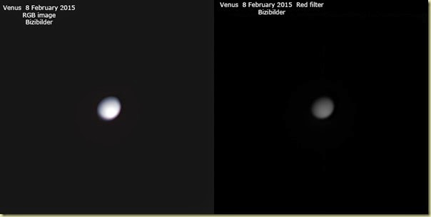 Venus 8 February 2015