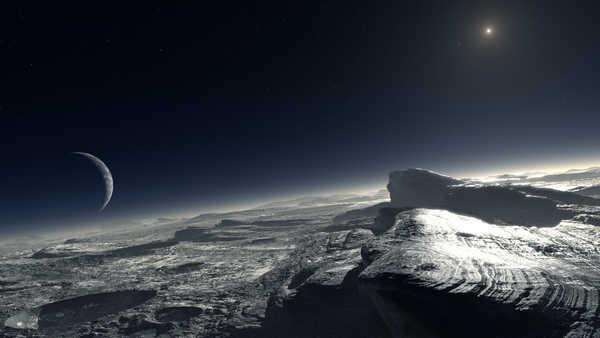 6- Cinzas em Plutão