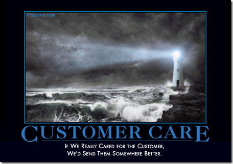 Despair.com - Customer Care