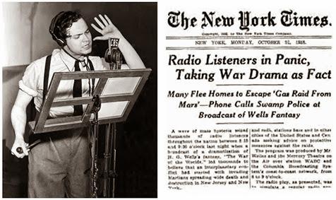 La Guerra de los Mundos - 75 años después