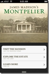James Madison's Montpelier App