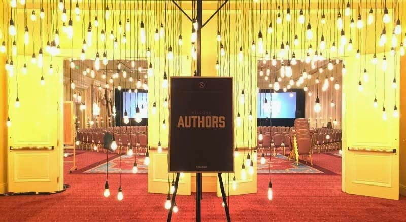 Entry to the Authors Summit
