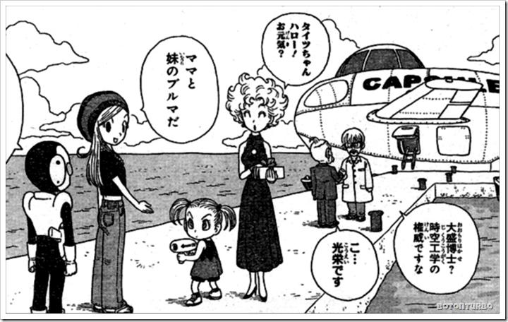 La familia de Bulma