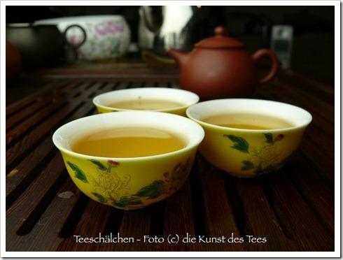 Teeschälchen