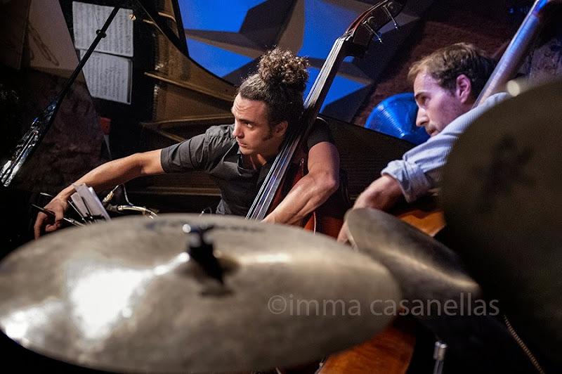 Alejandro -Wassylli- Granados i Marc Cuevas, Barcelona, 26-8-2014