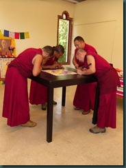 Monks Mandala, SLO 007