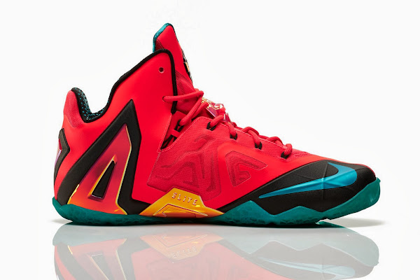 Nike Basketball Elite Series Hero Collection Including LeBron 11