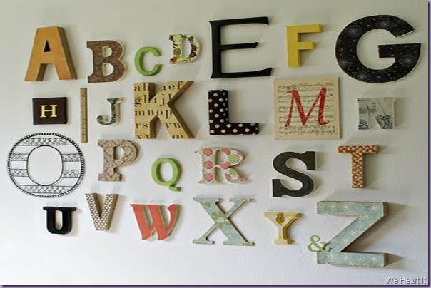 Abecedário-Alfabeto-Letras