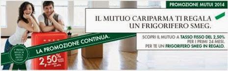 promozione cariparma frigorifero smeg