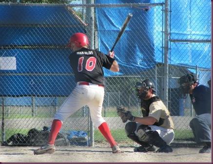 steve batting