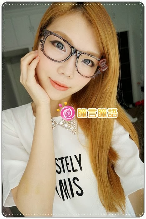日本EOS隱形眼鏡-Magic灰11