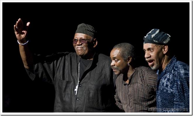 African Rhythms Trio, Barcelona 2011