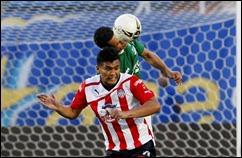Deportivo Cali Vs. Atlético Junior