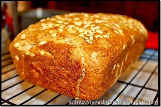 Multigrain Bread - IMG_8796
