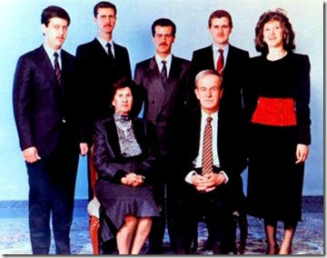 Al_Assad_family portrait