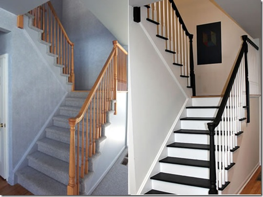 your home only better_stairsbeforeandafter