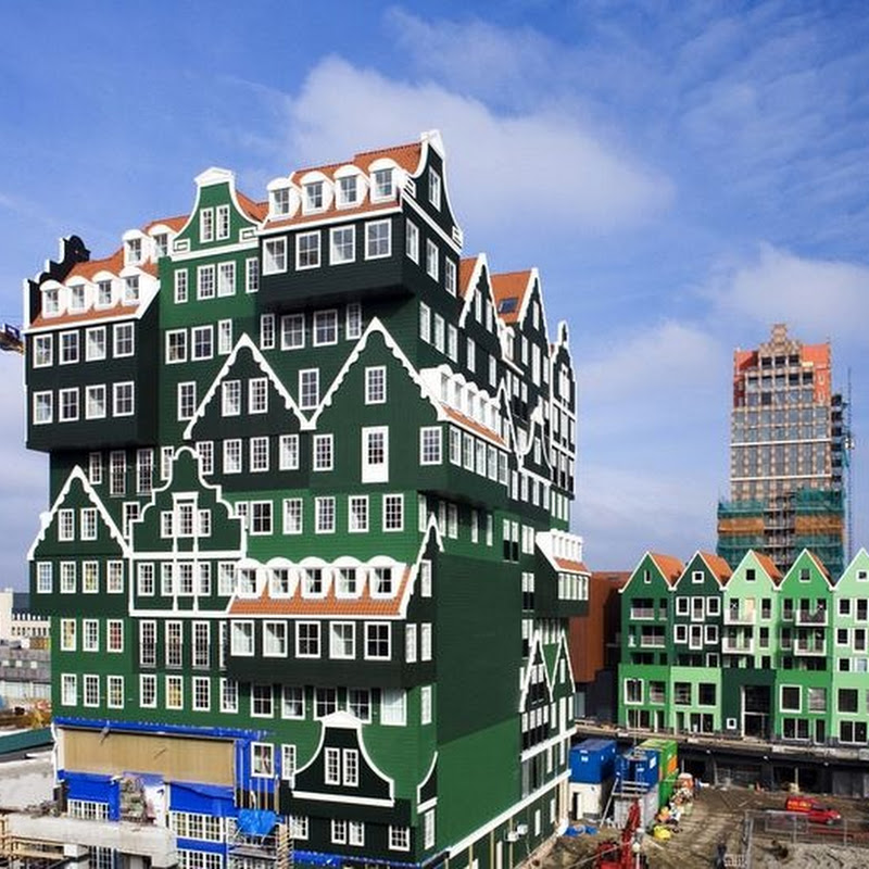 Inntel Hotel in Zaandam, The Netherlands
