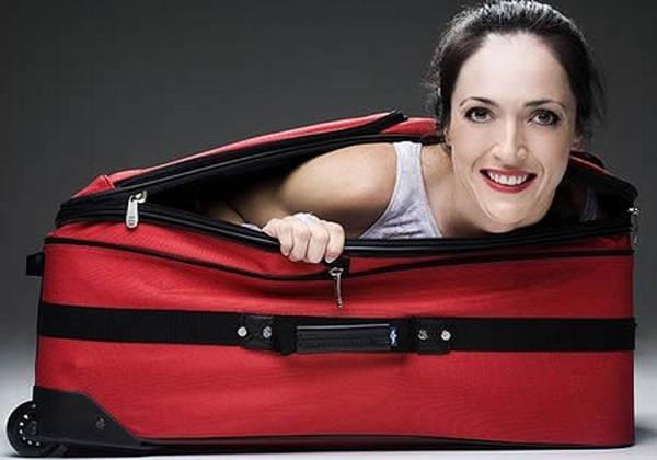6- Escapar de dentro de uma mala