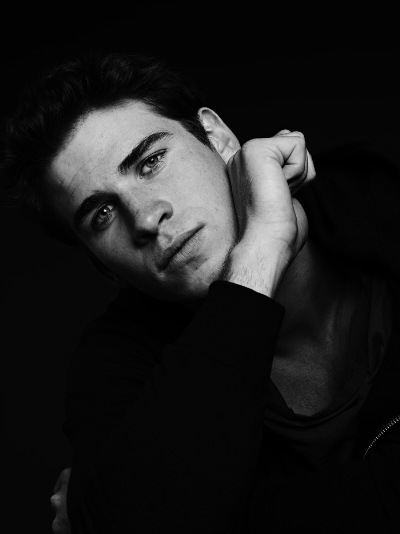 Liam Hemsworth by Hedi Slimane, 2011