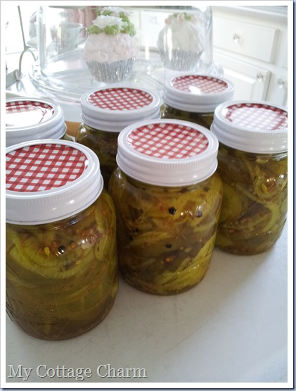 how do you make pickles