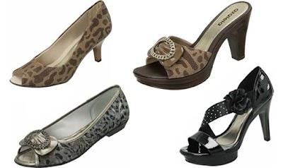 Comprar Calçados Femininos, Azaléia, Botas, Tamanco, Sandálias Rasteiras