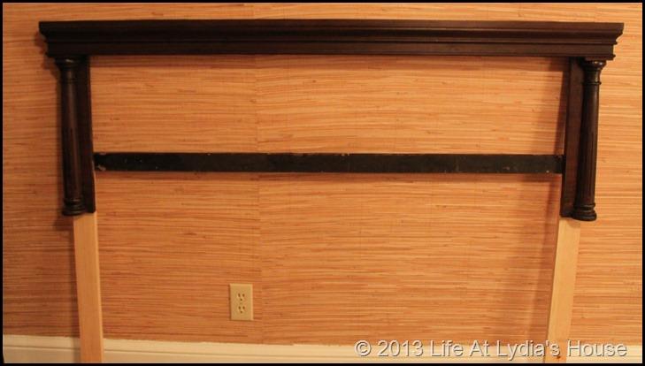 headboard frame 21