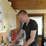 Morten i køkkenet