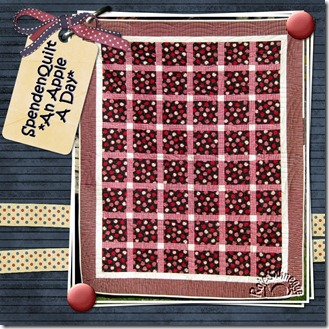 Quilt009_anappleaday