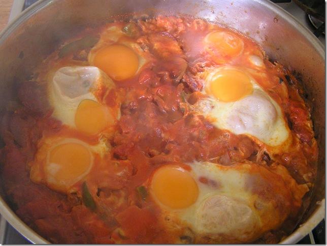spanish eggs