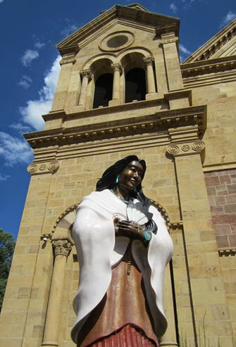 The Cathedral Basilica of St Francis of Assisi Santa Fe NM (4)
