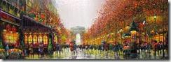 Les Champs Elyseespar guy Dessapt