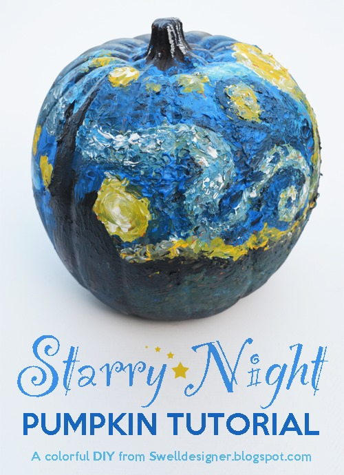 starry-night-pumpkin-painting