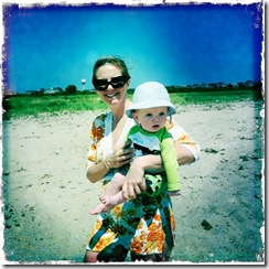 Jack and Adrienne Beach Nantucket