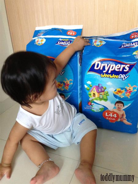 Drypers 5