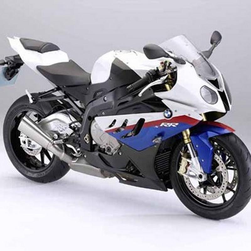 Gambar Motor Supersport BMW S1000RR HP4