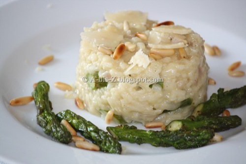 Sparghelrisotto