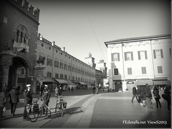 Piazza della Cattedrale, Ferrara - Cathedral Square, Ferrara