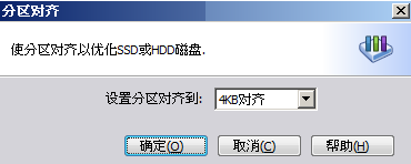 Partition 4KB