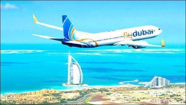 فلاي دبي الاماراتية