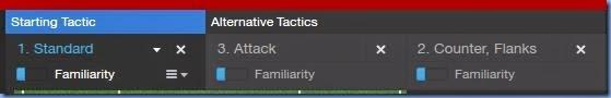 Belgium tactic familiarity