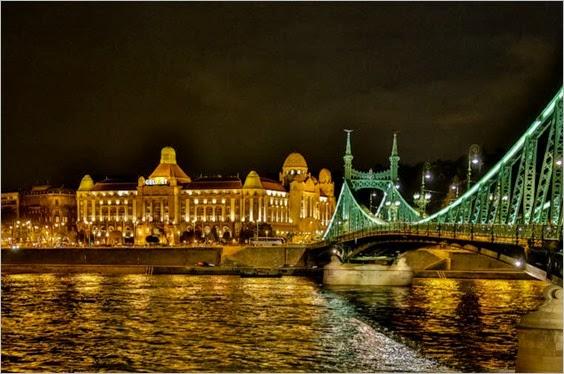 Goodbye to Budapest