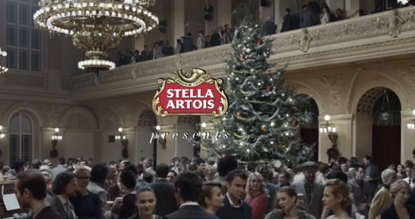 Stella artois navidad1