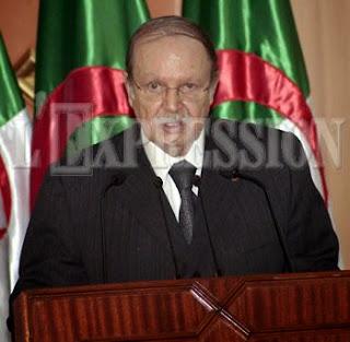 La cérémonie se déroulera ce matin au palais des nations : le quatrième serment de bouteflika