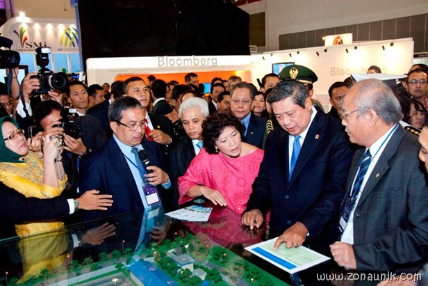 foto keseharian Presiden Indonesia Susilo Bambang Yudhoyono (38)