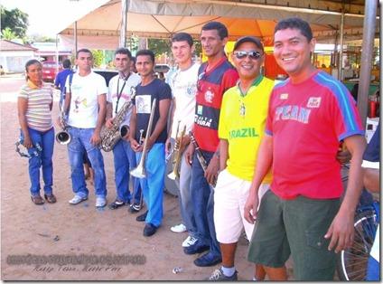 Banda Dona Júlia G Passarinho (formação atual)