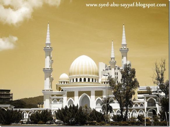 Masjid Kuantan - Pahang, Malaysia