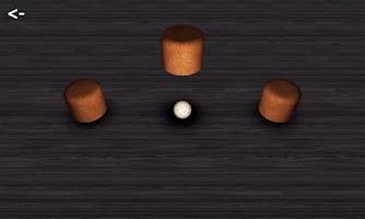 Screenshot of Thimblerig 3D