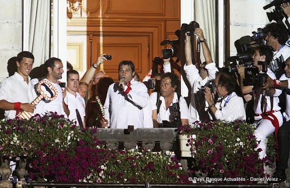 """""""Le père à Jo"""" déclare l'ouverture des fêtes 2011"""