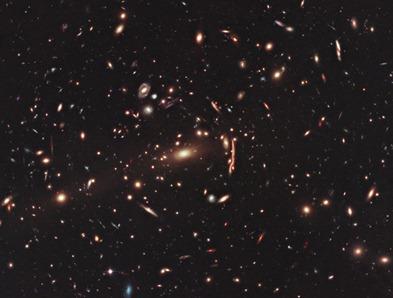 aglomerado de estrelas MACS 1206