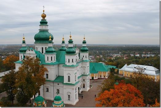 Чернігів, монастир